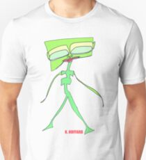 Alien Fashion Model Unisex T-Shirt