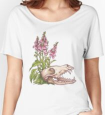 foxglove Women's Relaxed Fit T-Shirt