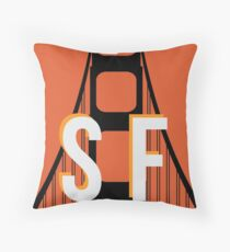 This is San Francisco Throw Pillow