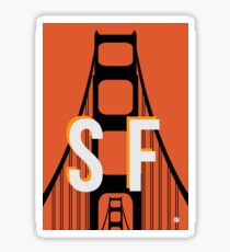 This is San Francisco Sticker