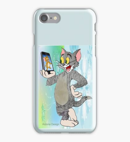 Tom and Jerry  ( 8661 views) iPhone Case/Skin