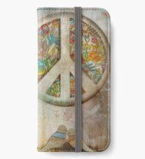 Vinilo o funda para iPhone paz