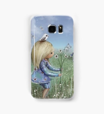moments of innocence Samsung Galaxy Case/Skin
