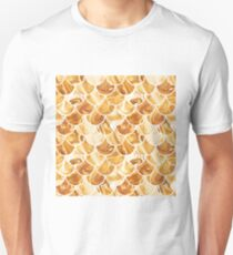 Golden scales Unisex T-Shirt