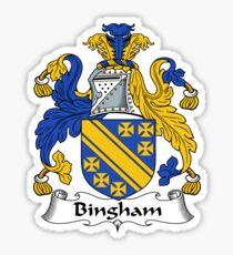 Bingham  Sticker