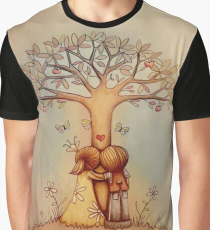 underneath the apple tree Graphic T-Shirt