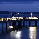 Pier-scape by Lorraine Deroon