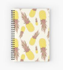 Fresh Pineapples! Spiral Notebook