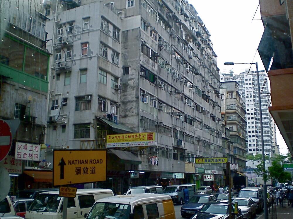 Hong Kong by aock2908