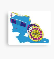View-master Canvas Print