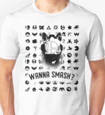 Wanna Smash? Unisex T-Shirt