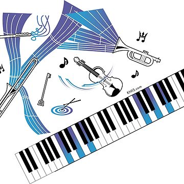 Musical Notes by KH13
