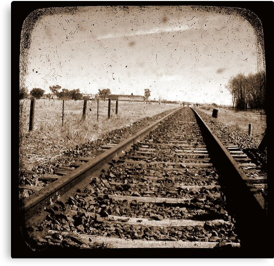 Make Tracks - Through The Viewfinder (TTV) by Kitsmumma