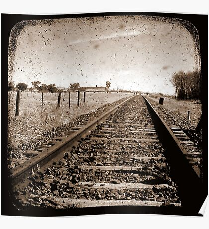 Make Tracks - Through The Viewfinder (TTV) Poster