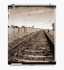 Make Tracks - Through The Viewfinder (TTV) iPad Case/Skin