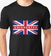 Chichester Shirt Vintage United Kingdom Flag T-Shirt Unisex T-Shirt