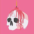 Fire Ritual Skull  by missamylee
