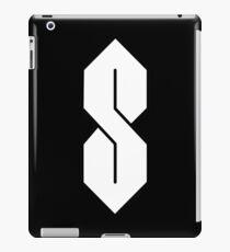 "Old School ""S"" iPad Case/Skin"