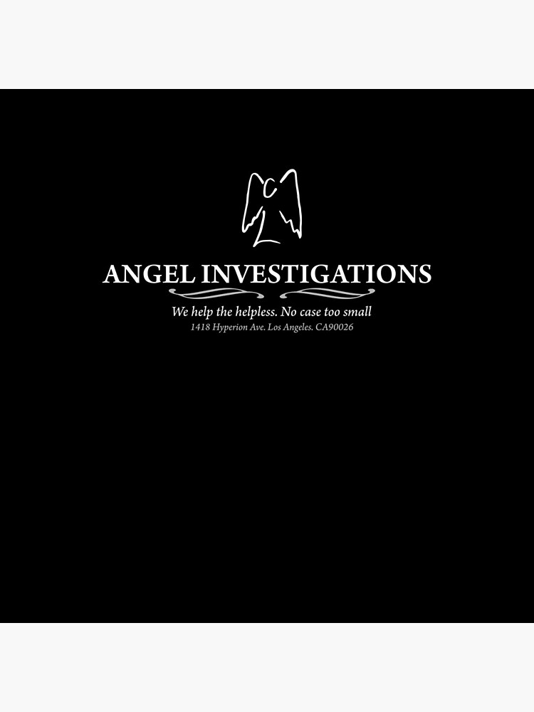 Angel Investigations : Inspired by Buffy The Vampire Slayer / Angel by WonkyRobot
