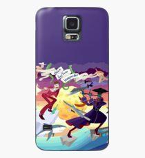 Ron Burgundy vs Scaramouche Case/Skin for Samsung Galaxy