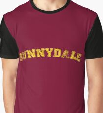 Sunnydale High : Inspired by Buffy The Vampire Slayer Graphic T-Shirt