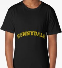 Sunnydale High : Inspired by Buffy The Vampire Slayer Long T-Shirt