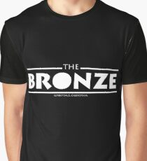 The Bronze : Inspired by Buffy The Vampire Slayer Graphic T-Shirt