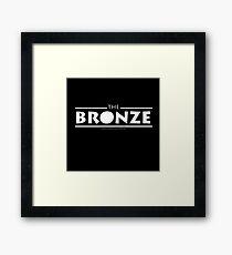 The Bronze : Inspired by Buffy The Vampire Slayer Framed Print