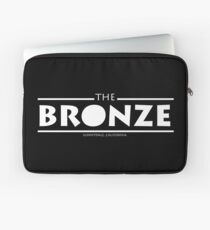 The Bronze : Inspired by Buffy The Vampire Slayer Laptop Sleeve