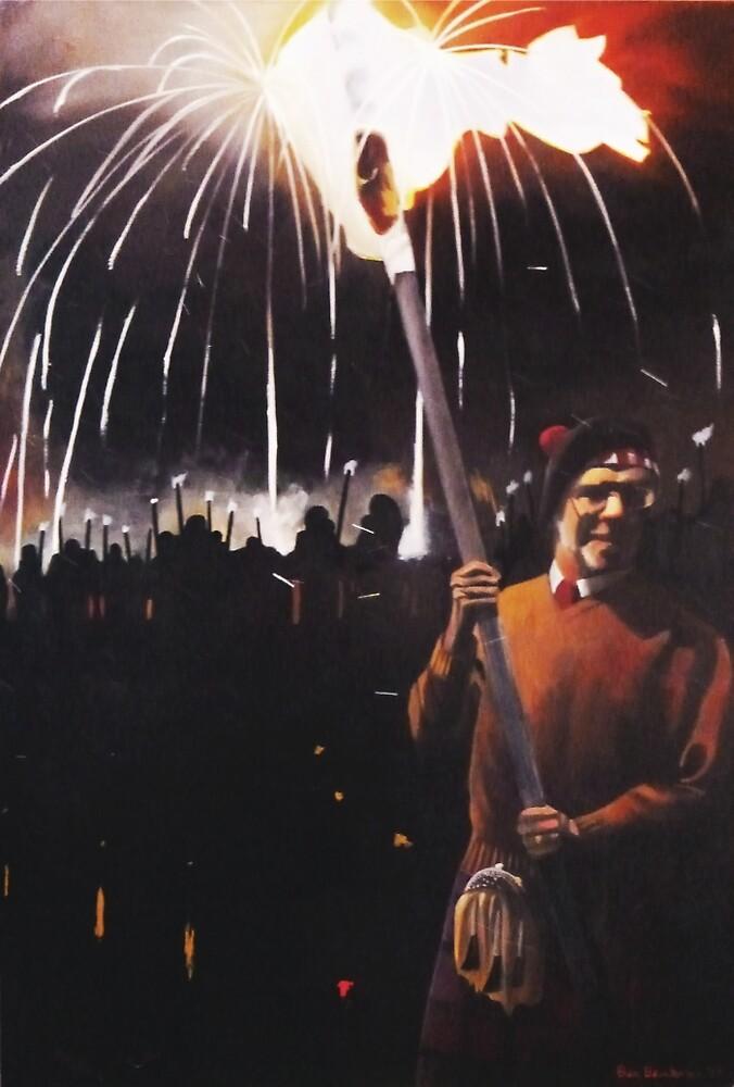 Scottish New Year by Erin Brinkman