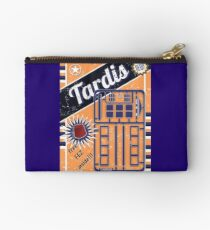 TIMELORDS GADGET VINTAGE Studio Pouch