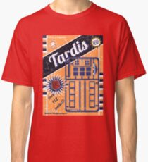 TIMELORDS GADGET VINTAGE Classic T-Shirt
