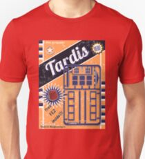 TIMELORDS GADGET VINTAGE Unisex T-Shirt