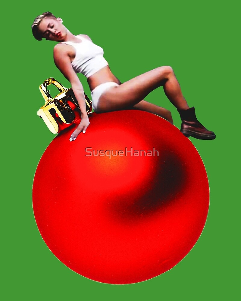 Miley's Merry Christmas by SusqueHanah