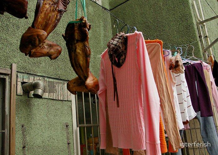 drying by interferish