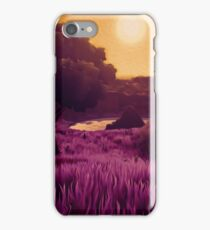 Land of the Sun - Land of the Future iPhone Case/Skin