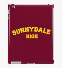 Buffy The Vampire Slayer Sunnydale iPad Case/Skin
