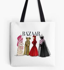 bazaardress Tote Bag