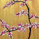 Peach Blossoms by Kylie Blakemore