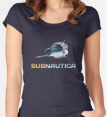 Subnautica Seamoth Women's Fitted Scoop T-Shirt