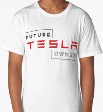 Future Tesla Owner Long T-Shirt
