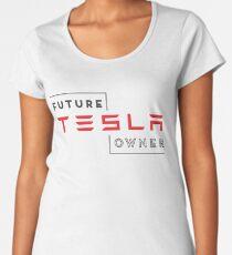 Future Tesla Owner Women's Premium T-Shirt