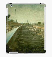 The Main North Line, Uralla, New South Wales iPad Case/Skin