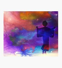 Star Child Photographic Print