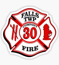Falls TWP Fire Company 30 Sticker