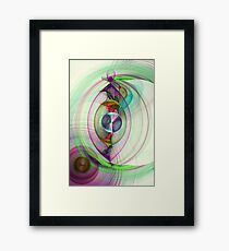 Dream Factory Nebula Framed Print