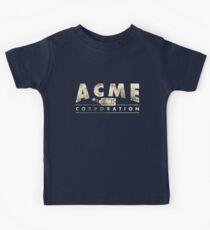 Acme Corporation Logo Kids Clothes
