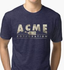 Acme Corporation Logo Tri-blend T-Shirt
