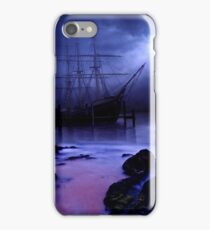 Ghost Ship iPhone Case/Skin