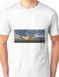 SUNSET - PANORAMA Unisex T-Shirt
